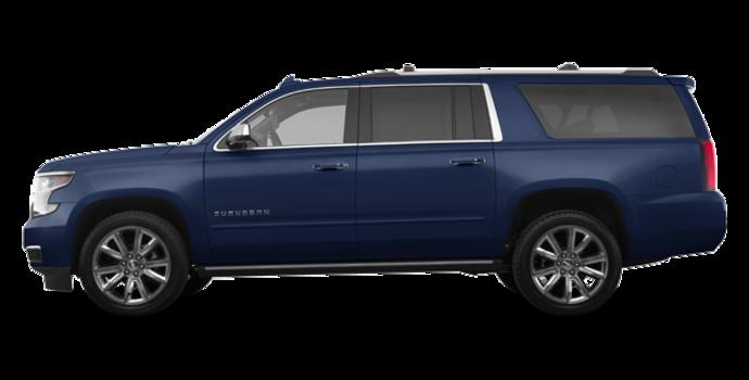 2018 Chevrolet Suburban PREMIER | Photo 4 | Blue Velvet Metallic