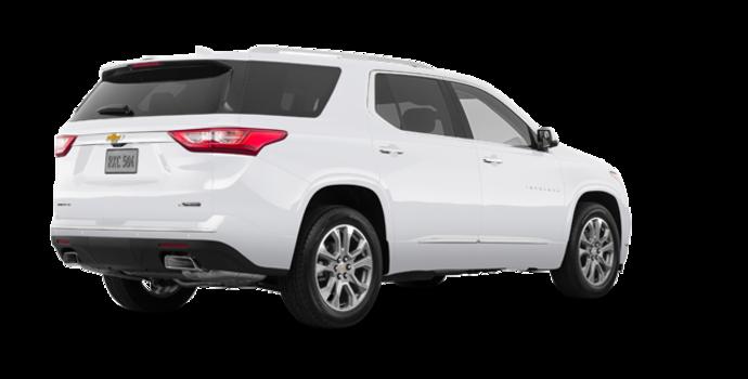 2018 Chevrolet Traverse PREMIER   Photo 5   Summit White