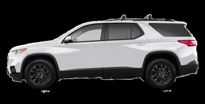 2018 Chevrolet Traverse RS | Photo 4 | Summit White