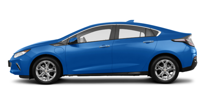 2018 Chevrolet Volt PREMIER   Photo 4   Kinetic Blue Metallic
