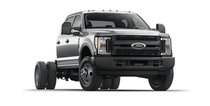 2018 Ford Chassis Cab F-350 XL   Photo 6   Ingot Silver