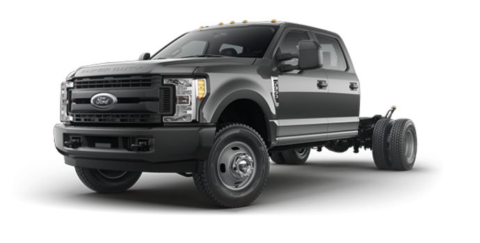 2018 Ford Chassis Cab F-350 XL   Photo 4   Magnetic