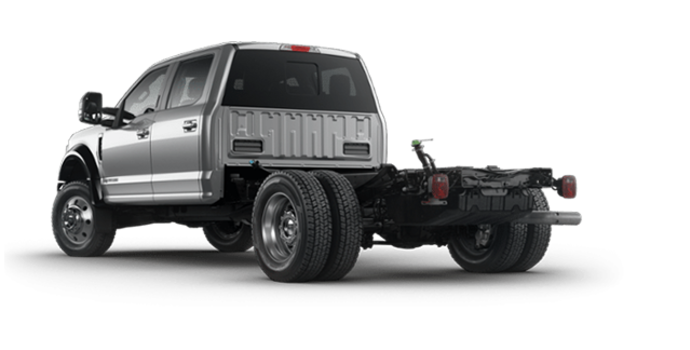 2018 Ford Chassis Cab F-450 LARIAT | Photo 5 | Ingot Silver