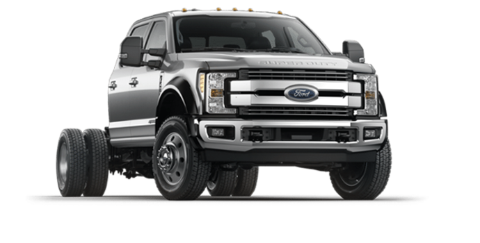 2018 Ford Chassis Cab F-450 LARIAT | Photo 6 | Ingot Silver