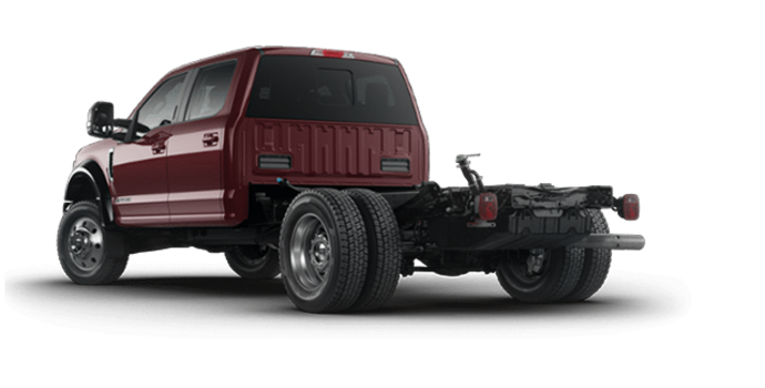 2018 Ford Chassis Cab F-450 LARIAT | Photo 5 | Magma Red