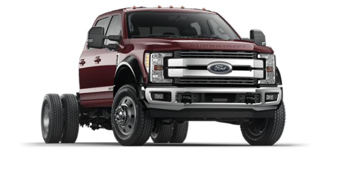 2018 Ford Chassis Cab F-450 LARIAT | Photo 6 | Magma Red