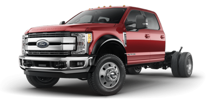 2018 Ford Chassis Cab F-450 LARIAT | Photo 4 | Ruby Red
