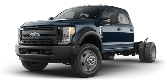 2018 Ford Chassis Cab F-450 XL   Photo 4   Blue Jeans