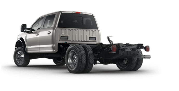 2018 Ford Chassis Cab F-550 LARIAT | Photo 5 | Stone Gray