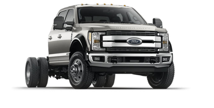 2018 Ford Chassis Cab F-550 LARIAT | Photo 6 | Stone Gray