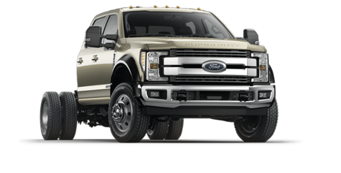 2018 Ford Chassis Cab F-550 LARIAT | Photo 6 | White Gold