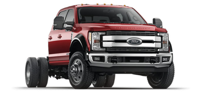 2018 Ford Chassis Cab F-550 LARIAT | Photo 6 | Ruby Red