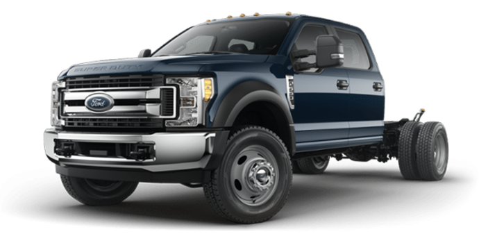 2018 Ford Chassis Cab F-550 XLT | Photo 4 | Blue Jeans