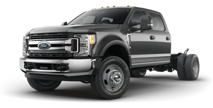 2018 Ford Chassis Cab F-550 XLT | Photo 4 | Magnetic
