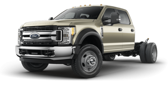 2018 Ford Chassis Cab F-550 XLT | Photo 4 | White Gold