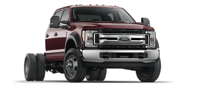 2018 Ford Chassis Cab F-550 XLT | Photo 6 | Magma Red