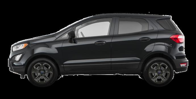 2018 Ford Ecosport S   Photo 4   Shadow Black