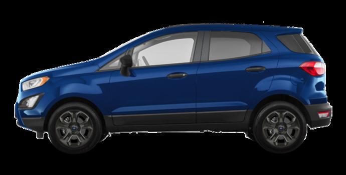 2018 Ford Ecosport S   Photo 4   Lightning Blue