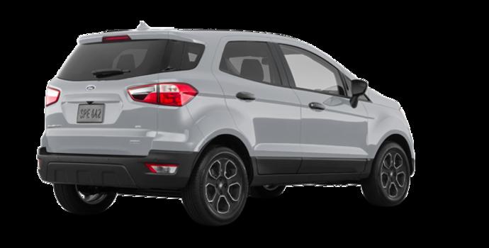 2018 Ford Ecosport S   Photo 5   Moondust Silver