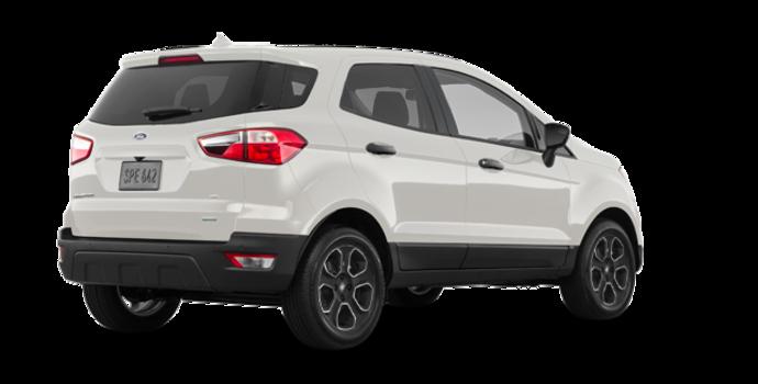 2018 Ford Ecosport S   Photo 5   Diamond White
