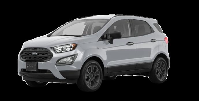 2018 Ford Ecosport S   Photo 6   Moondust Silver