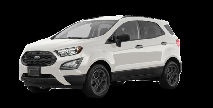 2018 Ford Ecosport S   Photo 6   Diamond White