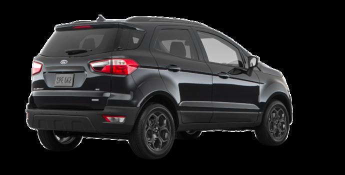 2018 Ford Ecosport SES   Photo 5   Shadow Black