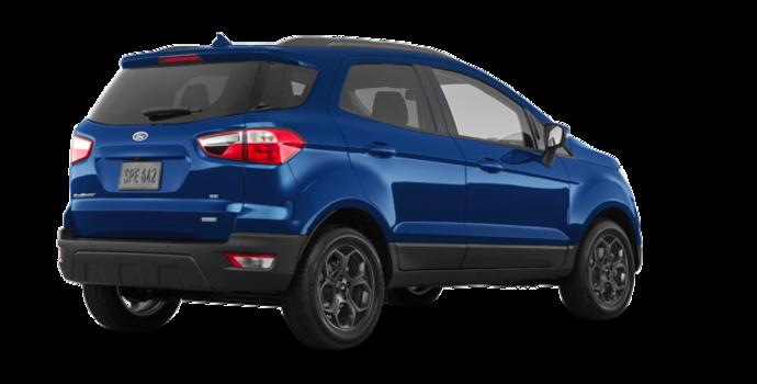 2018 Ford Ecosport SES   Photo 5   Lightning Blue