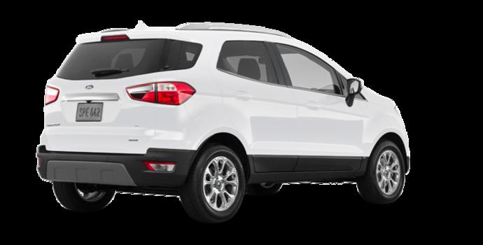 2018 Ford Ecosport TITANIUM | Photo 5 | White Platinum Metallic