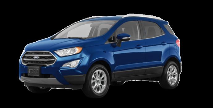 2018 Ford Ecosport TITANIUM | Photo 6 | Lightning Blue