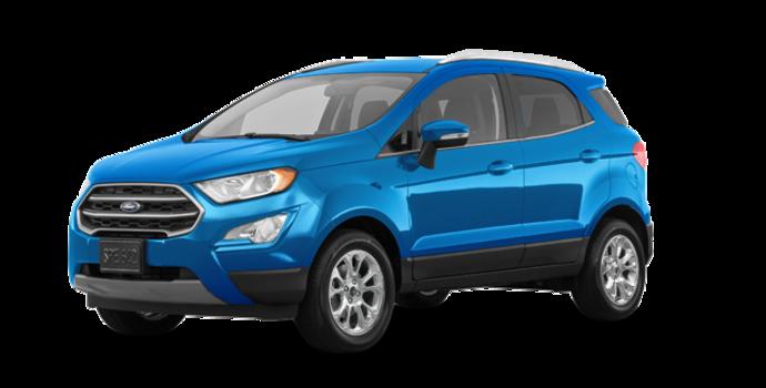 2018 Ford Ecosport TITANIUM | Photo 6 | Blue Candy Metallic