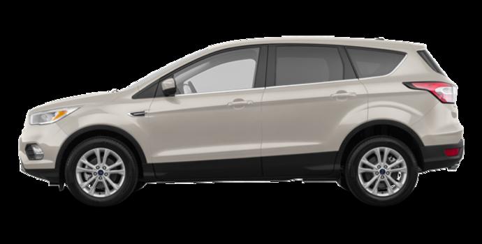 2018 Ford Escape SE | Photo 4 | White Gold