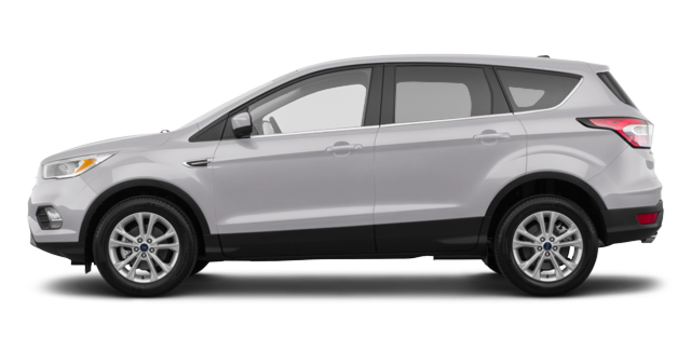 2018 Ford Escape SE | Photo 4 | Ingot silver