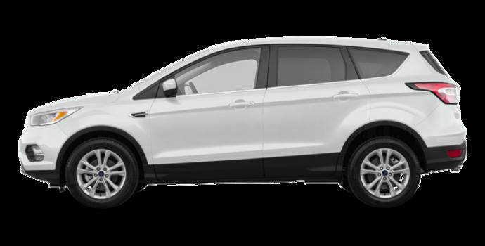 2018 Ford Escape SE | Photo 4 | Oxford White