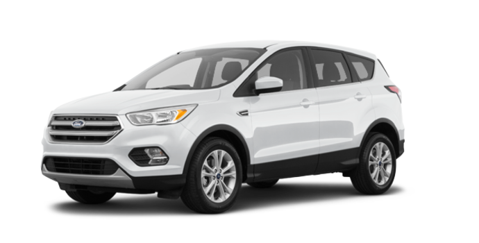 2018 Ford Escape SE | Photo 6 | White Platinum Metallic