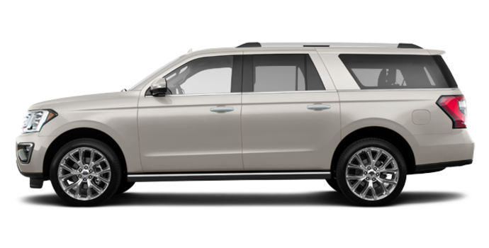 2018 Ford Expedition LIMITED MAX | Photo 4 | White Gold