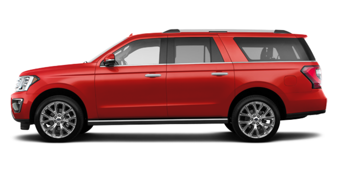 2018 Ford Expedition LIMITED MAX | Photo 4 | Ruby Red Tinted Clear Metallic
