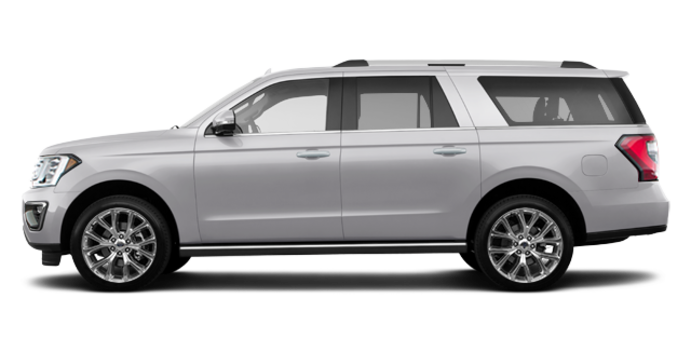 2018 Ford Expedition LIMITED MAX | Photo 4 | Ingot Silver Metallic