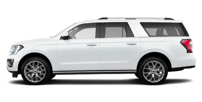 2018 Ford Expedition LIMITED MAX | Photo 4 | Oxford White