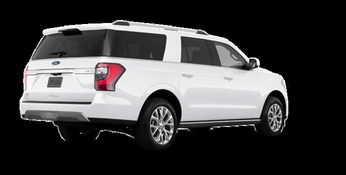 2018 Ford Expedition LIMITED MAX | Photo 5 | White Platinum Metallic Tri-Coat