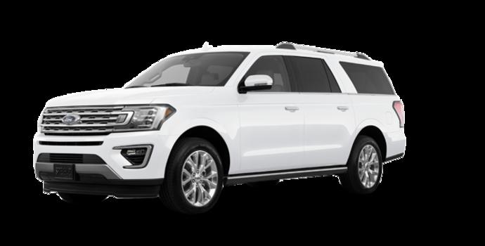 2018 Ford Expedition LIMITED MAX | Photo 6 | White Platinum Metallic Tri-Coat