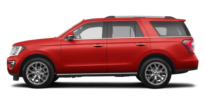 2018 Ford Expedition LIMITED | Photo 4 | Ruby Red Tinted Clear Metallic