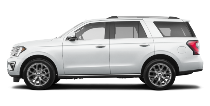 2018 Ford Expedition LIMITED | Photo 4 | Oxford White
