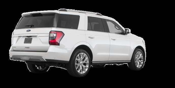 2018 Ford Expedition LIMITED | Photo 5 | White Platinum Metallic Tri-Coat