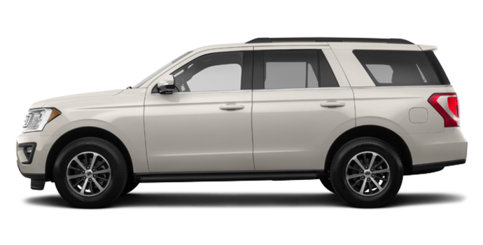 2018 Ford Expedition XLT | Photo 4 | White Gold