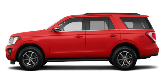 2018 Ford Expedition XLT | Photo 4 | Ruby Red Tinted Clear Metallic