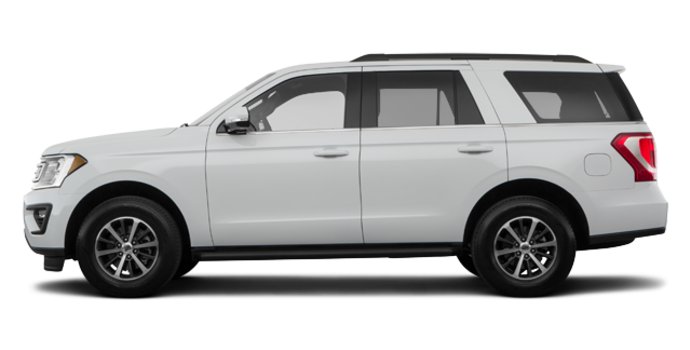 2018 Ford Expedition XLT | Photo 4 | Oxford White