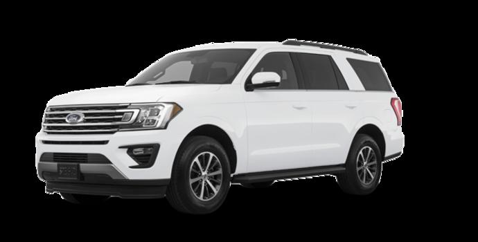 2018 Ford Expedition XLT | Photo 6 | White Platinum Metallic Tri-Coat