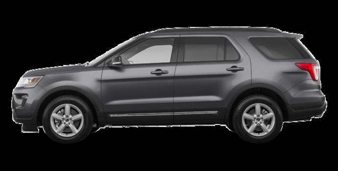 2018 Ford Explorer XLT | Photo 4 | Magnetic Metallic