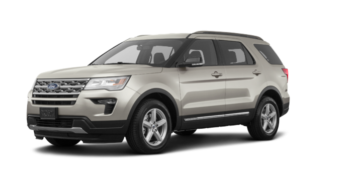 2018 Ford Explorer XLT | Photo 6 | Platinum Dune Metallic